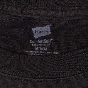 Hanes Shirts - Red Hot Chili Peppers concert tour shirt